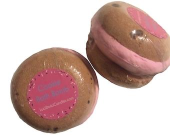 XL Chocolate Chip Cookie Bath Bomb