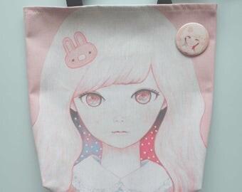 Usage February tote bag