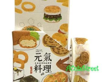 Washi Tape 1.5cmx7m Food SM392521
