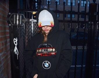 BMW Sequin Hoodie