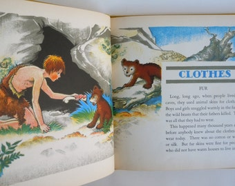 Maud and Miska Petersham The Story Book of Clothes