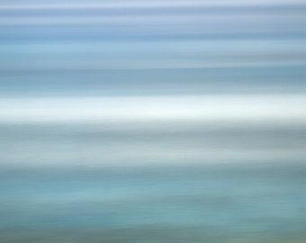 Antiqued Aqua ~ East Matunuck, Rhode Island, Artwork, Abstract, Coastal Decor, Nautical, Beach Photography, New England, Wall Decor, Art