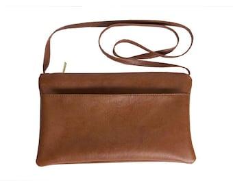 Vegan clutch / bag