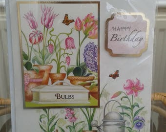 LC201 - Female Birthday Card