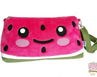 Watermelon Crossbody Bag