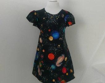 Space Shift Dress