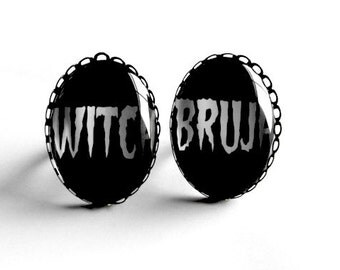 Witch/Bruja Large Ring
