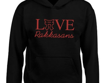 Love Rakkasans Hoodie