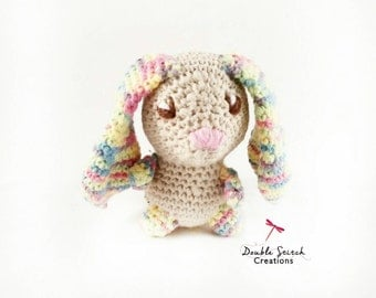 Bunny / Rabbit / Crochet / Amigurumi / Easter / Toys / Children / Gifts / Kids /