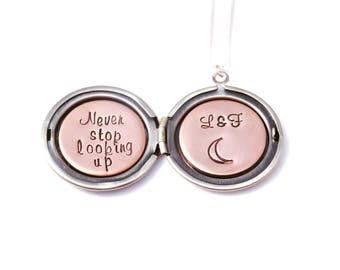 Long distance girlfriend gift - Long distance jewelry - Long distance gift for her - long distance love - LDR gift - LDR girlfriend gifts