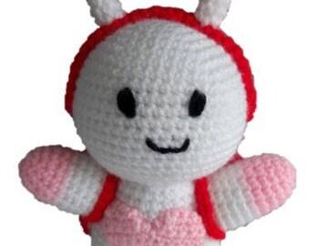 Hearts the Lovebug - Crochet Pattern (PDF)