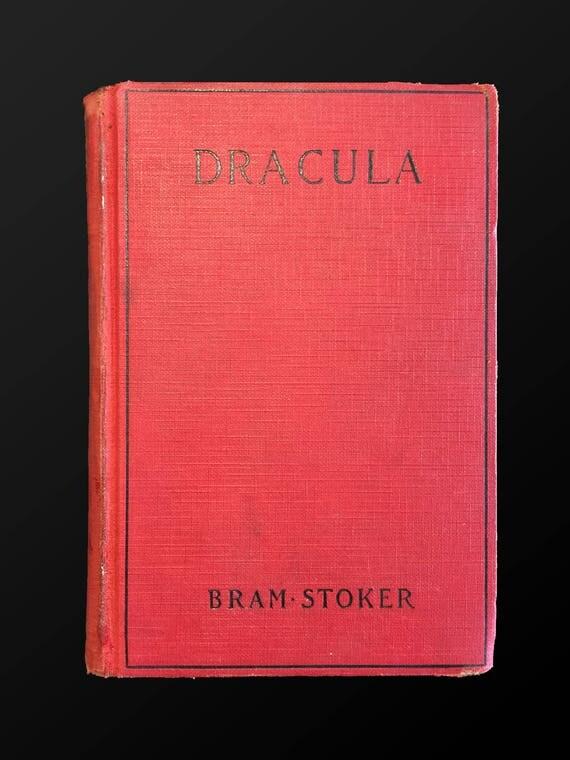 Dracula, Bram Stoker, 192...