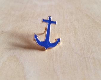 Navy Ancho Enamel Pin