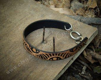 Leather Bracelet/Anklet