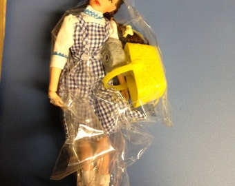 "Mego 8"" Wizard of Oz Dorothy & Toto new old stock in Sears Mailaway box rare"