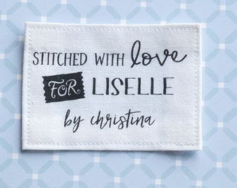 Quilt patch   Etsy : handmade quilt labels - Adamdwight.com