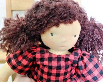13 inch waldorf doll
