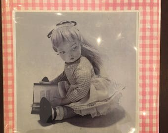 The Lonely Doll, by Dare Wright, 1957 children's photographic storybook