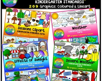 Weather and Climate Clipart
