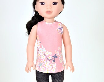 14.5 inch doll clothes Tunic
