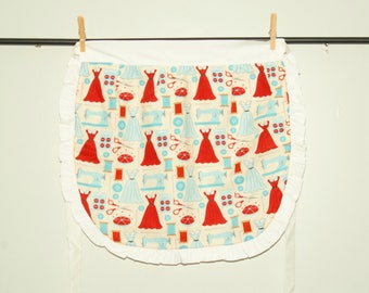 Children's retro Apron