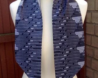 Headwrap, AFrican print head tie