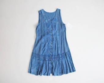 blue ethnic dress | indian dress | 90s dress