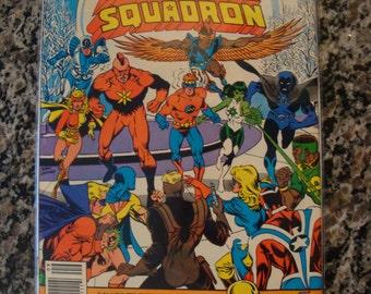 All Star Squadron Issue 25 DC Comics 1983