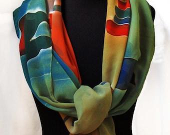 "foulard ""Miró"""