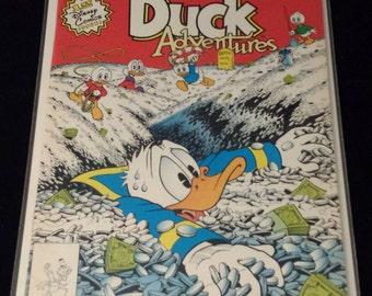 1990 Walt Disney's Donald Duck Adventures Comic, June #1