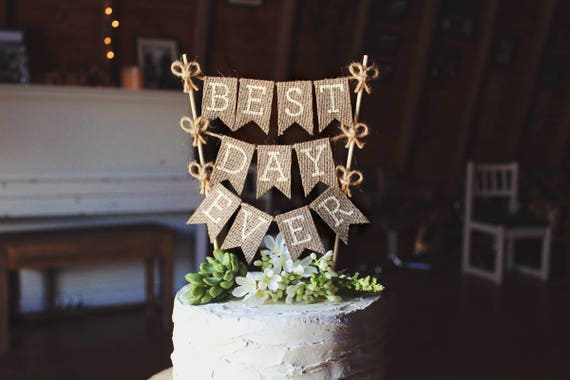 rustic wedding cake toppers canada best day cake topper wedding cake topper rustic cake 19582
