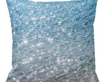 Ocean Ripples - Cushion Cover