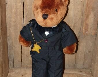 Aloon Heart Co. Ltd. Teddy Bear in Tuxedo - 1050