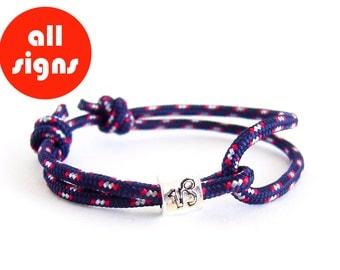 Zodiac Bracelet, Zodiac Constellation Capricorn, Zodiac Gift, Capricorn Bracelet