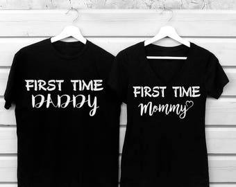 Pregnancy Announcement Shirt, New Parents Gift, Baby Reveal, New Parents Shirt,Parents Tshirts, Baby Shower Gift