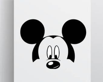 Mickey SVG; disney svg; 99 cent svg