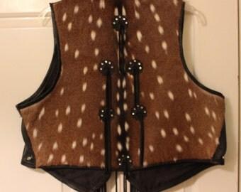 Ladies Axis Deer Vest