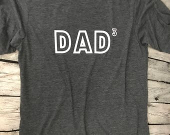 Dad Shirt, Dad T-Shirt, Father's Day Gift, Daddy Shirt, New Dad, Gift For Dad, Father's Day