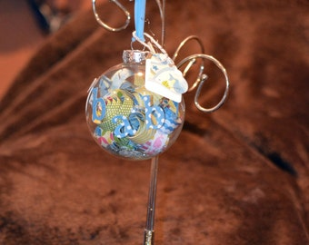 Unique Baby Gift, Baby Ornament