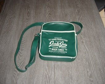 Sac sport Genuine Denim Jeans Wear Jack & Jones Co. Vintage bag.