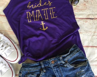 Bachelorette Party Shirts - Nautical Bachelorette Party - Bachelorette Cruise  Shirts - Nautical Theme Bachelorette - Bachelorette Party