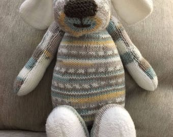 Hand Knitted CE tested large Dog