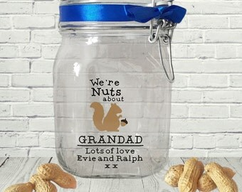 We're Nuts About Grandad