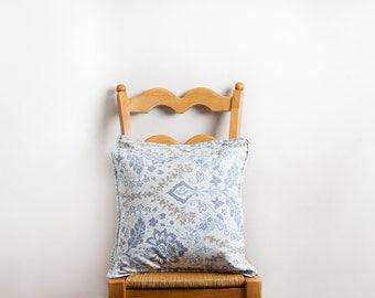 Lavender Floral Pillow Cover, Purple Beige, Pillow Cover, Corduroy, Lavender Pillow Cover, Floral Pillow Cover, Floral Decor, Amethyst