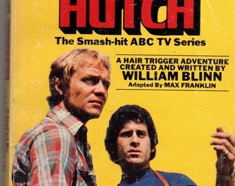 1975 Starsky & Hutch Paperback Book # 1 series TV Photo Cover