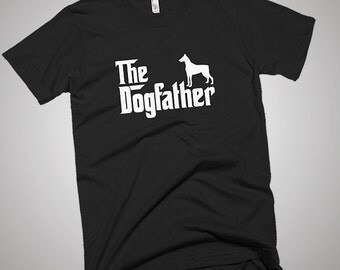 Doberman Pinscher DogFather T-Shirt