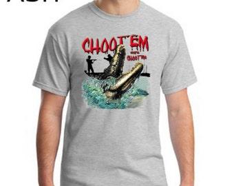 Swamp people etsy for Florida gators the swamp shirt
