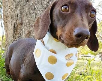 Spots + Spots Dog Bandana, Pet Bandana