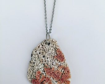 Double Sided Sea Shell Necklace