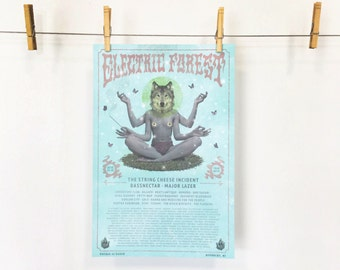 Electric Forest 2016 Poster (unofficial)